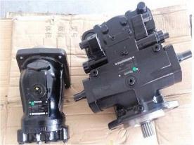力士乐柱塞泵A4VG180DGD3L