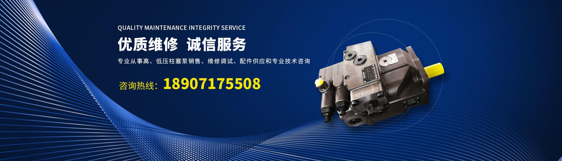武汉液压泵